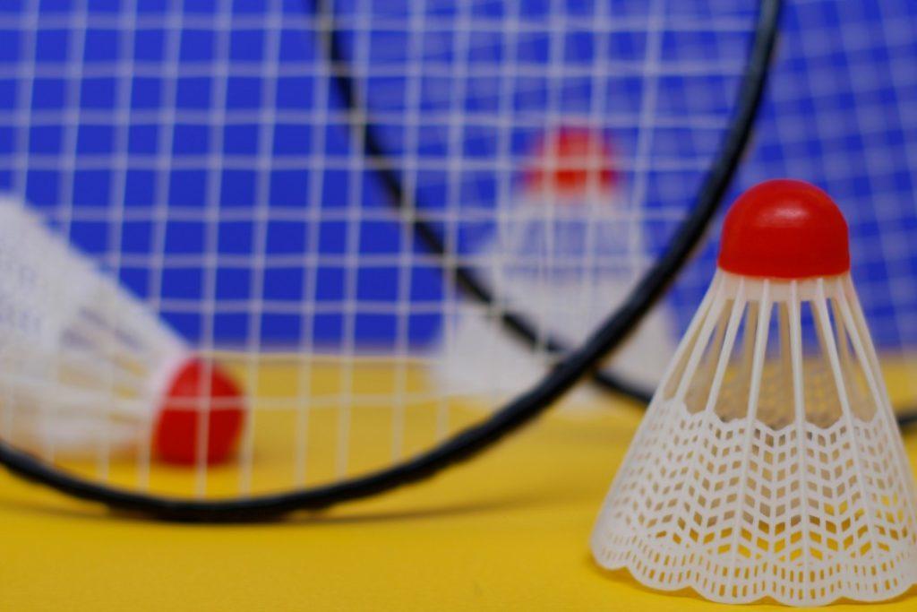 Viktor Badminton Schläger Test