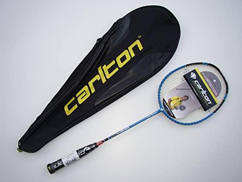 Carlton Badmintonschläger Test