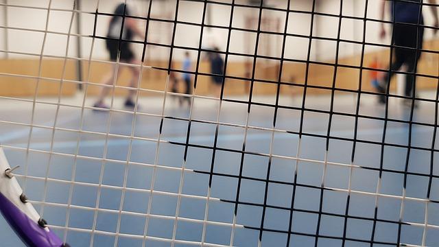 Talbot Badminton Schläger Test