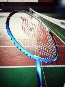 Wilson Badminton Schäger Test