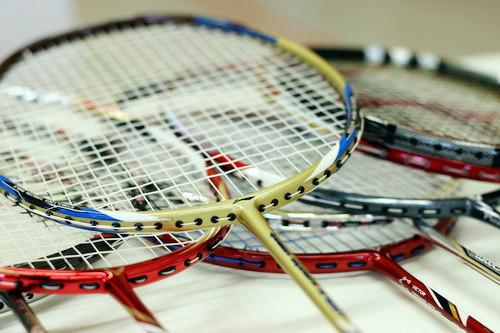 die besten badmintonschläger