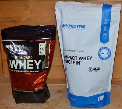 whey Protein Test Sportakulär
